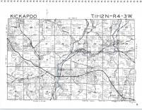 Map Image 006, Vernon County 1995